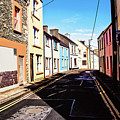 Cahersiveen Street by Scott Pellegrin
