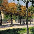 Caillebotte: Argenteuil by Granger