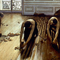 Caillebotte: Planers, 1875 by Granger