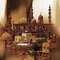 Cairo Egypt Art 03 by Gull G