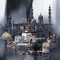 Cairo Egypt Art by Gull G