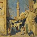 Cairo by Vaclav