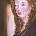 Caitlin Keats by Bryan Bustard