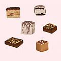 Cakes De02 by Sandy Sheni