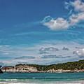 Cala Galdana Bay Menorca by Jeff Townsend