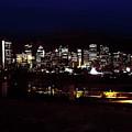 Calgary Skyline 2016 by Al Bourassa