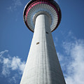 Calgary Tower by Christian Horisberger