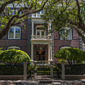 Calhoun Mansion by Dale Powell