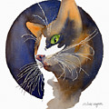Calico by Arline Wagner