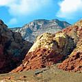 Calico Basin Nevada by Frank Wilson