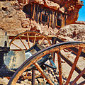 Calico Ghost Town Mine by Kyle Hanson