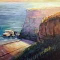 California Cliffs by Elena Sokolova