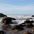 California Coast 11 by Lydia Miller