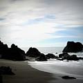 California Coast Iv by Arabella Marie