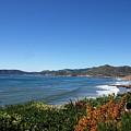 California Coast Line - Pismo Beach by Susanne Van Hulst