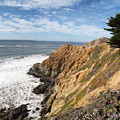 California Coast by Mary Lane