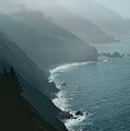 California Coastline by Unknown
