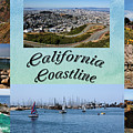 California Collage by Judy Vincent