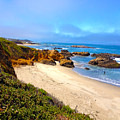 California Dreaming- Ocean Coast by Kathy  Symonds