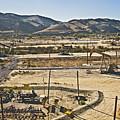 California Oil Field 14pdxl084 by Howard Stapleton