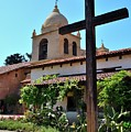 California Spanish Mission by Michael Wirmel
