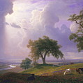 California Spring, C. 1875 by Albert Bierstadt
