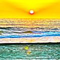 California Sunset by Jeremy Stewart