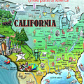 California Usa by Kevin Middleton