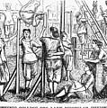 Calisthenics, 1867 by Granger