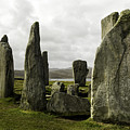 Callanish Stones by Fran Gallogly