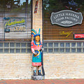 Calle Ocho Cigar Indian by Dart and Suze Humeston