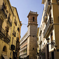 Calle Serranos In Valencia by For Ninety One Days