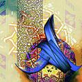 Calligraphy 26 3 by Mawra Tahreem