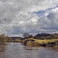 Calm Fishing Water by Wedigo Ferchland