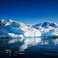 Calm Ice by James Kenning