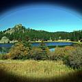 Calm Lake by Glenn Smith