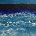 Calm Sea by Lisa Porter