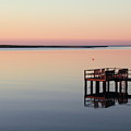 Calm Waters by Roupen Baker