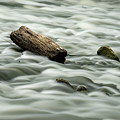 Calming Rapids  by Douglas Milligan