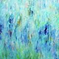 Calming Turquoise by Elisaveta Sivas