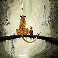 Calvin And Hobbes by Koko Priyanto