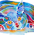 Calypso Cat by Jo Lynch
