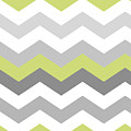 Calyx Chevron Pattern by Mindy Sommers