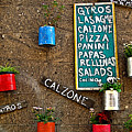 Calzone by Mexicolors Art Photography