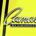 Camaro by Gaetano Chieffo