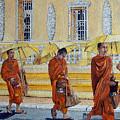 Cambodian Harmony by Joanne Ferster