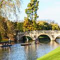 Cambridge 5 by Marcin Rogozinski
