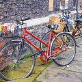 Cambridge Bikes 1 by Marcin Rogozinski