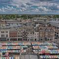 Cambridge Market by Monika Tymanowska