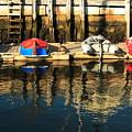 Camden Boats by Doug Mills
